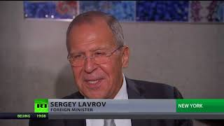 Lavrov: Russia-US 'low point' relations is legacy of Obama era - RUSSIATODAY