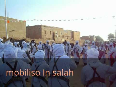 In-salah folklore baroud