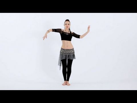 How to Do Snake Arms | Belly Dancing