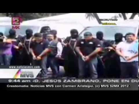 NARCO-Televisa difama y trata de desprestigiar a Carmen Aristegui por el caso Nicaragua