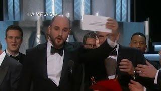 La La Land's Jordan Horowitz Interview on Oscars Best Picture Mix-up | ABC News - ABCNEWS