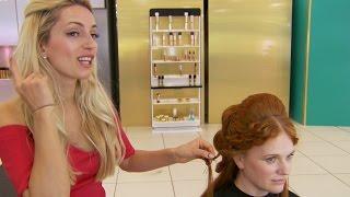 Greek goddess hairstyle - Hair: Series 2 Episode 3 - BBC Two - BBC