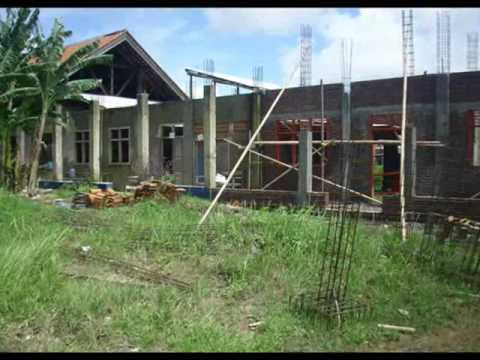 update pembangunan kelas baru Yayasan Pendidikan Islam Al Hidayah Syekh Siti Jenar.wmv