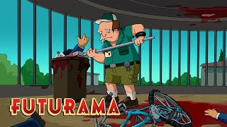 FUTURAMA | Season 9, Episode 10: A Bittersweet Clippie | SYFY - SYFY