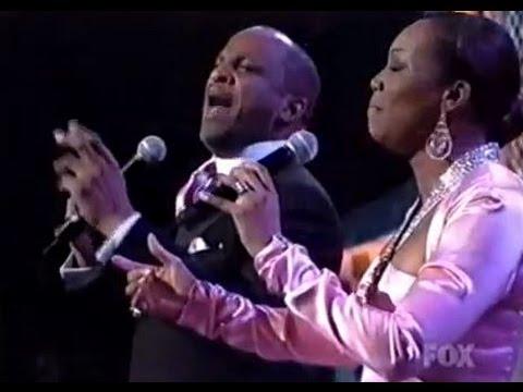 Donnie McClurkin, Kirk Franklin, & Yolanda Adams - Medley