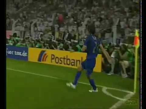 Italia verdensmestere fotball fotball-VM 2006 tyskland