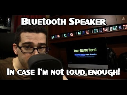 What Gadget Should I Buy: Bluetooth Speaker