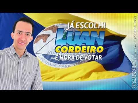 Video Clipe Luan Cordeiro - 11456 Vereador (Buritis MG)