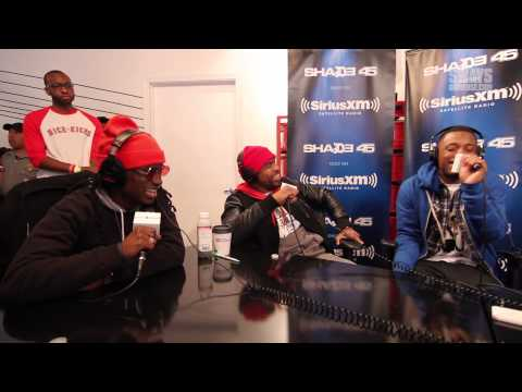 Audio Push - Audio Push & Loaded Lux Freestyle On Sway In The Morning