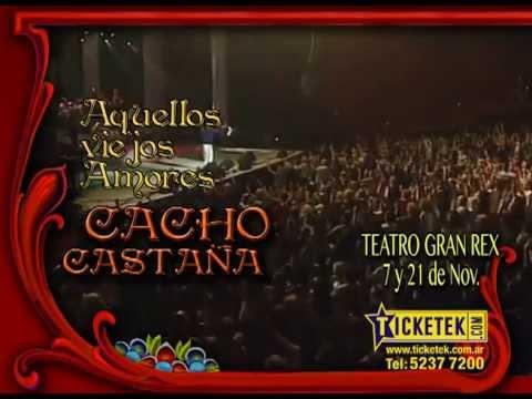 Cacho Castaña 2013