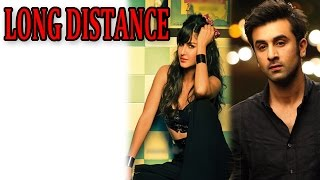 Ranbir Kapoor not allowed on Katrina Kaif's shoot | HOT GOSSIP