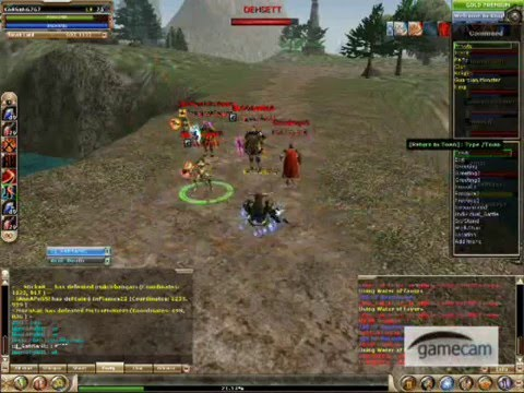 KnightOnline KoRSaN6767 Olympia PK  Movie