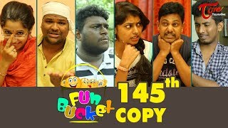 Fun Bucket | 145th Episode | Funny Videos | Telugu Comedy Web Series | By Sai Teja - TeluguOne - TELUGUONE