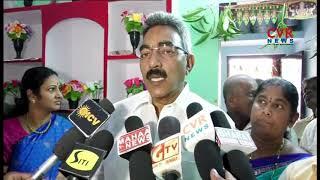 TDP MLA Alapati Rajendra Prasad Inaugurates NTR  Houses | Tenali | CVR NEWS - CVRNEWSOFFICIAL