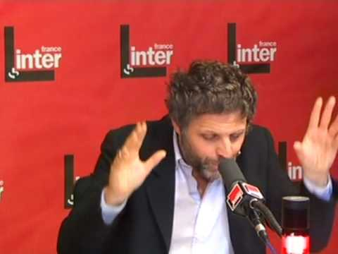 Chronique de Stephane Guillon sur France inter à propos d' Eric BESSON