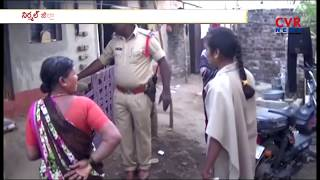 Police Conducts Cordon And Search Operation In Nirmal Dist   Seized 88 Bikes,3 Autos   CVR News - CVRNEWSOFFICIAL