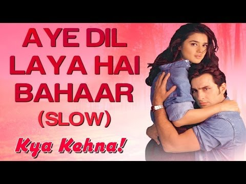 Kya Kehna (Preity Zinta) - Dil Ka Koi Tukda (Full Song) HD