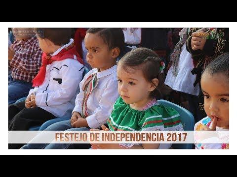 Festejo de Independencia 2017