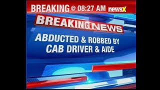 Delhi: 30-year-old woman allegedly gang-raped by a cab driver and aide at gunpoint - NEWSXLIVE