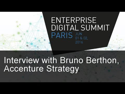 #EntDigi Interview with Bruno BERTHON