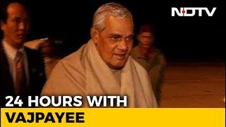 A Day With Atal Bihari Vajpayee: NDTV On Former Prime Minister's Campaign Trail (Aired: Jan 1998) - NDTV