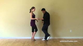 Introduction to Salsa Dancing Basic Steps On2