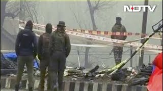 पुलवामा आतंकी हमलाः विशेष विमान से हिंडन एयरबेस लाया जाएगा शहीद जवानों का शव - NDTVINDIA