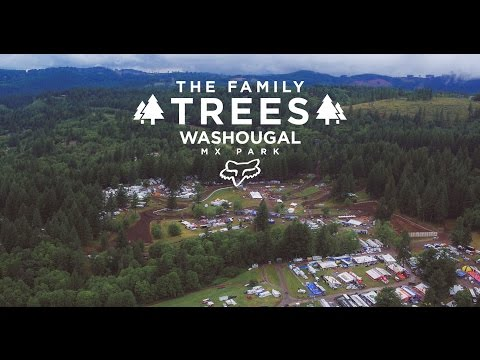 FOX PRESENTS | THE FAMILY TREES | WASHOUGAL MX
