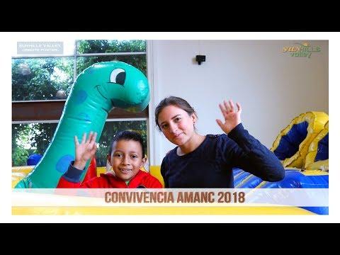 Convivenvia AMANC 2018
