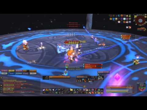 Source vs Hagara 10man HC - Feral DPS PoV