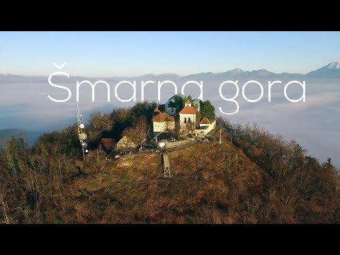 Šmarna Gora - Nad Morjem Megle