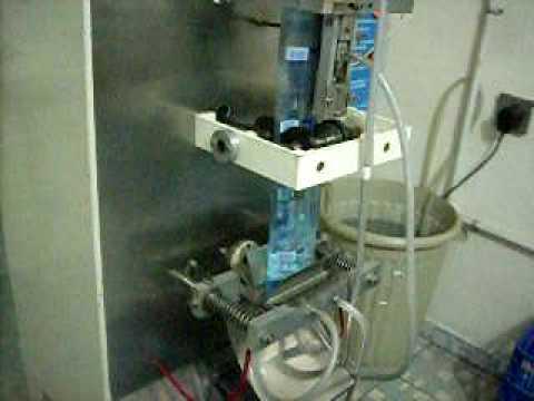 Video Maquina Llenadora