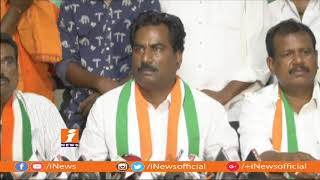 Congress Janga Raghava Reddy Slams Errabelli Dayakar Rao over His Arrest | Warangal | iNews - INEWS
