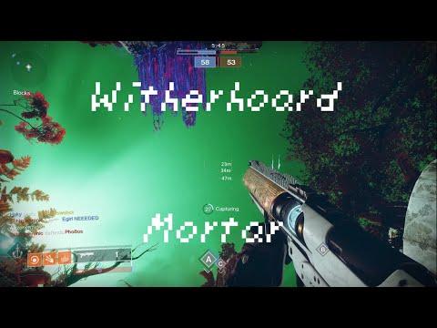 Witherhoard Mortar #MOTW