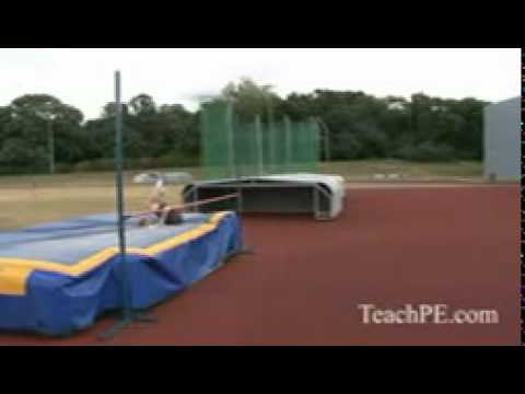 Improving High Jump Technique   Basics II