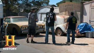Counting Cars: Dean's Classic Collection (Season 7, Episode 13) | History - HISTORYCHANNEL