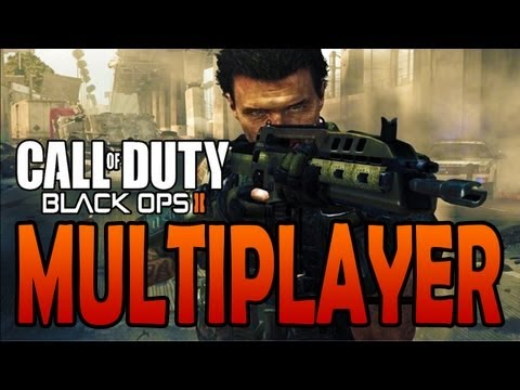 Black Ops 2 - Multiplayer Details and Confirmed Guns / Weapons List (MW3 Gameplay)