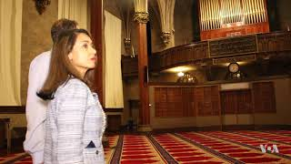 Islam Thrives in Former US Church - VOAVIDEO