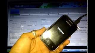 How To Flash A Samsung GT-S5360 (Galaxy Y Young)