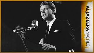 Who Killed Robert Kennedy? | Al Jazeera World - ALJAZEERAENGLISH