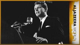 Who Killed Robert Kennedy? | Al Jazeera World - ALJAZEERAENGLISH