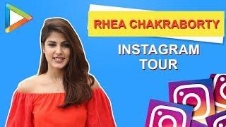 Rhea Chakraborty: Instagram Tour | S01E08 | Bollywood Hungama - HUNGAMA