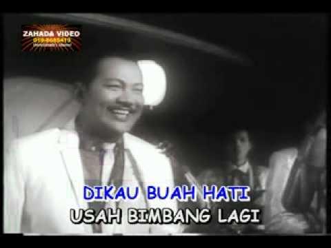 "KU RINDU PADAMU (KARAOKE) Lagu P.Ramlee versi filem ""Masam Masam Manis"" (1965)"