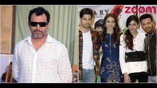 Neeraj Pandey Angry On Sidharth For Promoting Akshay's 'Padman'? | Bollywood News - ZOOMDEKHO