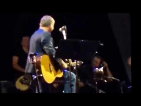Γιωργος Νταλαρας..Ρεμπετικο Unplugged στον Κηπο του Μεγαρου (4/7/2014)