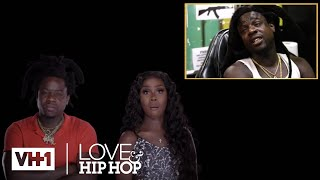 Khaotic's Realness & Trina's Meeting - Check Yourself: S2 E3 | Love & Hip Hop: Miami - VH1