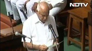 बहुमत के लिए जरूरी नंबर न जुटने पर इस्तीफा दे सकते हैं येदियुरप्पा - NDTVINDIA