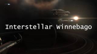 Royalty Free :Interstellar Winnebago