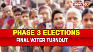 Lok Sabha Elections 2019, Phase 3: Overall voter turnout at 62.46, Kerala Sees Record Polling - NEWSXLIVE