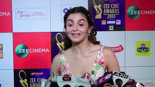 "Alia Bhatt: ""I Worked Very Hard On Ghar More Pardesiya  & I'm very Happy""